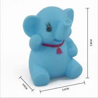 Set of 20 new lovely animal Elephants  Baby Bath toys Light blue