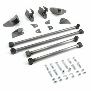 1973 - 1986 Chevrolet C10 Pickup Truck Rear Suspension Four 4 Link Kit GM GMC LS