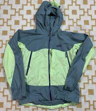 VTG Patagonia Regulator Full Zip Hooded Windbreaker Jacket Men's SZ S Colorblock