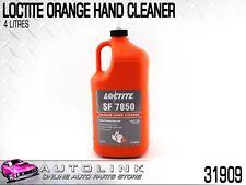 LOCTITE ORANGE HAND CLEANER WITH ALOE, LANOLIN - CITRUS SCENT 4 LITRES 31909