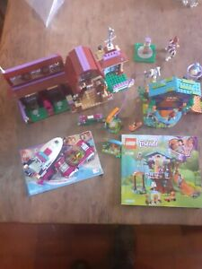 Lego friends bundle 41355 And 41126