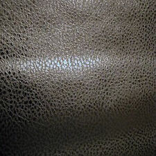 Faux Black Leather Fine Grain Vinyl Contact Paper Drawer Liner Peel & Stick