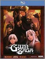 GUIN SAGA COMPLETE COLLECTION - BLU RAY - Region A - Sealed
