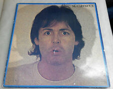 Paul Mc Cartney 2 II Excellent Vinyl Record LP PCTC 258