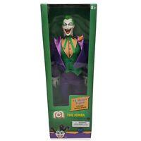 "DC Comics JOKER Action Figure Retro Mego 14"" Batman Toy Rare Sealed Free P&P"