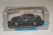 A2 1:43 MINICHAMPS FORD SCORPIO SALOON 1995 METALLIC BLUE MINT BOXED
