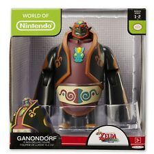 LEGEND OF ZELDA Figura Action GANONDORF 15cm World Of NINTENDO JAKKS Figure
