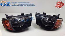 MITSUBISHI TRITON Head lights ML GLS,GLX-R VR Headlamps NEW PAIR left & right