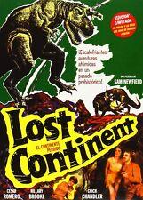 LOST CONTINENT (EL CONTINENTE PERDIDO)