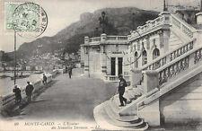 CPA 06 - MONTE-CARLO - L'Escalier des Nouvelles Terrasses