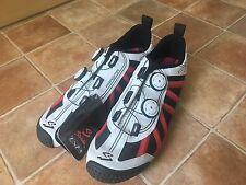 Spiuk Pragma Triathlon Shoes, carbon fibre, size 43 (42?) RRP £200