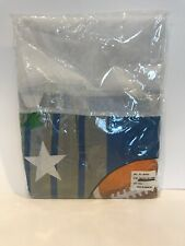 All Sports Bed Skirt Size Full Brand New in Package