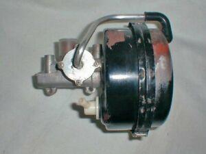 Girling Mark 2B brake servo (booster)- Lotus, Triumph, Austin Healy, Jaguar, etc