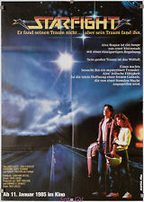 Filmplakat Starfight/Last Starfighter 1984 Catherine Mary Stewart Advance-Motiv