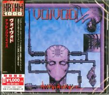 VOIVOD NOTHING FACE JAPAN  Import CD