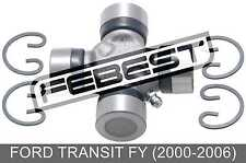Universal Joint 27X75 For Ford Transit Fy (2000-2006)