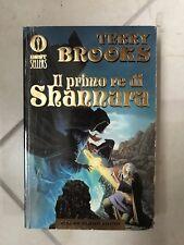 Terry Brooks IL PRIMO RE DI SHANNARA mondadori