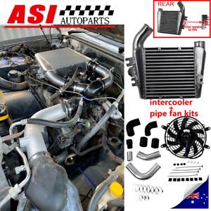 For Nissan Patrol GU 3.0TDI ZD30 99-07 Turbo Diesel Top Mount Intercooler Kits
