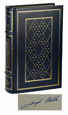 Catch 22 ~ JOSEPH HELLER ~ Signed Leather Limited Edition ~ The Franklin Library