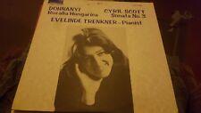 ORION ORS 76236 Dohnanyi / Cyril Scott Sonata No. 3 EVELINDE TRENKER