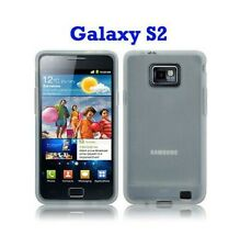 Housse Silicone ★ SAMSUNG GALAXY S2  i9100 ★ Transparent