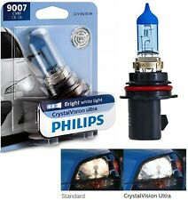Philips Crystal Vision Ultra 9007 HB5 65/55W One Bulb Head Light Upgrade Hi Low