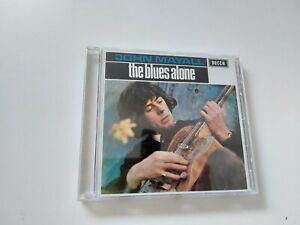 CD - John Mayall - THE BLUES ALONE