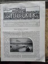 1911Oslo Kristiania Dänemark Kpenhagen