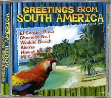 Honolulu Sunshine Band - Greetings from South America