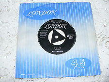 """Ricky   Nelson   It's  Late /  Never  Be  Anyone  Else But You 1958  7""""  Vinyl"""