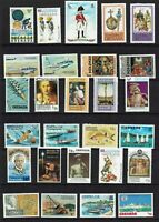 GRENADA...COLLECTION...27 STAMPS...MINT HINGED