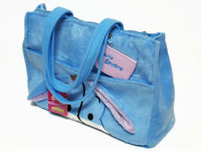 Eeyore Blue Plush Shoulder Bag Shopping Tote #SP NWT Winnie the Pooh
