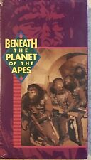 Beneath the Planet of the Apes (Vhs, 1970)