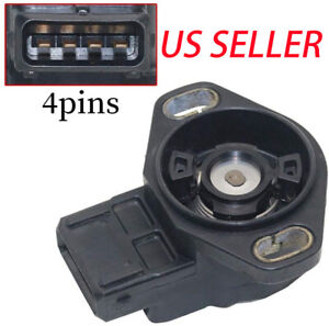 TPS Throttle Position Sensor for 2001-2006 Hyundai Santa XG300 XG350 Kia Amanti