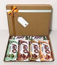 Aero Festive Chocolate Selection Hamper Box XMAS LARGE BARS GIFT ..