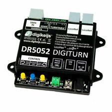Digikeijs DR5052 DigiTurn Turntable Controller ~ LocoNet, RailCom, USB, DCC