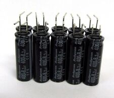10Pcs Electrolytic Capacitors 400V 8.2uF Volume 8x23 mm 8.2uF 400V