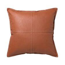 Logan and Mason Exeter Tan Square Filled Cushion 45cm x 45cm