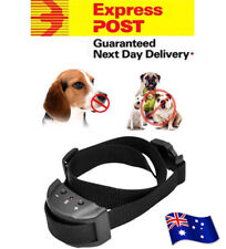 Anti Bark Dog Training Collar Sound & Vibration Stop Barking Automatic Pet Auto
