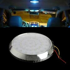 Van Vehicle 12V 46LED Interior Indoor Roof Ceiling Dome Light White Reading Lamp