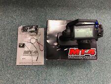 Sanwa MT-4 Fernsteuerung mit Sanwa RX-461 Empfänger & Telemetrie (RC Car, Nitro)