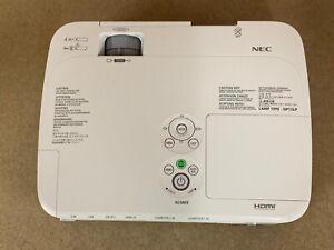 NEC M300X Presentation Projector NP-M300X - NO LAMP