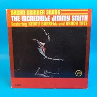 Organ Grinder Swing JIMMY SMITH Jazz Mono LP Gate Fold Album 1965 V-8628 EX