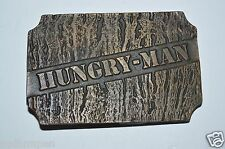WOW Vintage Hungry-Man TV Dinner Promo Campbell Soup Co Belt Buckle HTF