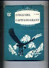 G.Verne # I FIGLI DEL CAPITANO GRANT # Editrice Amz 1966