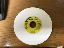 Norton 7x12 X 1 14 38a80 Hvbe 66252941047 Grinding Wheel