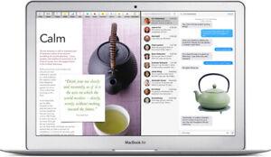 """Apple MacBook Air 13.3"""" Display Intel Core i5 1.6Ghz 8GB RAM 256GB SSD MMGG2LL/A"""