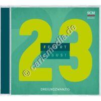 CD: FEIERT JESUS! 23 - Worship - Lobpreis - Anbetung - 09/2017 *NEU* °CM°