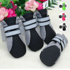 Dog Shoes Boots Reflective No Slip Dog Booties Socks for Small Medium large Dogs