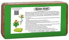 24 x 650g torffreie leichte Blumenerde Aussaaterde Kokosblumenerde Torf-Ersatz